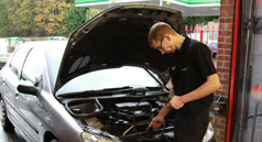 Image of motor mechanic