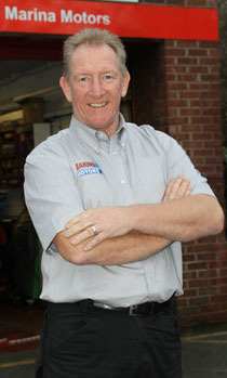 Image of Phil Marina Motors Owner